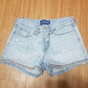 Old Navy short for girl size 10